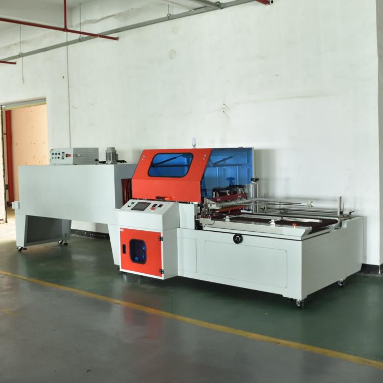 6轴自动调中心包装机